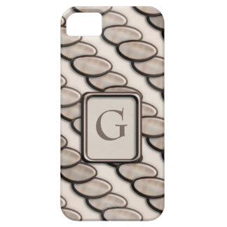 StenPebblerandar iPhone 5 Cover