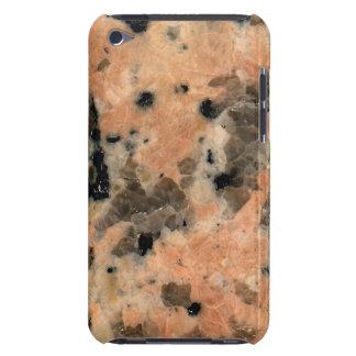 Stenstruktur: Rosa granit Barely There iPod Hud