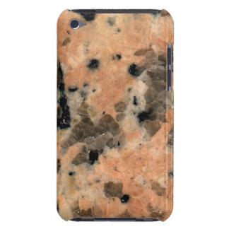 Stenstruktur: Rosa granit Barely There iPod Case