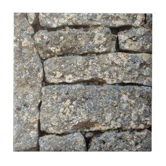 Stentegelstenvägg Kakelplatta