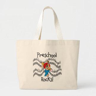 StenTshirts och gåvor för valp förskole- Tote Bags