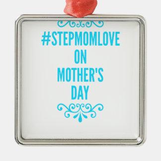 #stepmomlovemors dag julgransprydnad metall