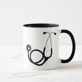 Stetoskop Mugg