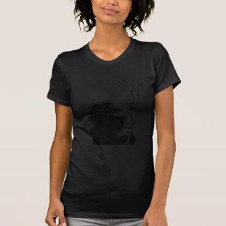 Steve Silloette T-shirts