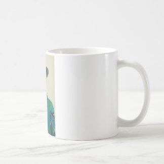 Stewardess Kaffemugg