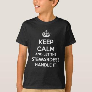STEWARDESS T-SHIRTS