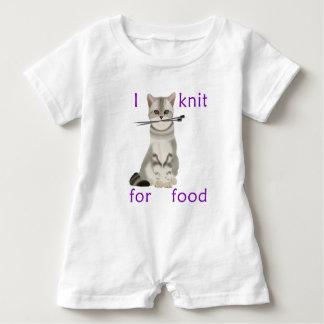 Sticka för mat t-shirts