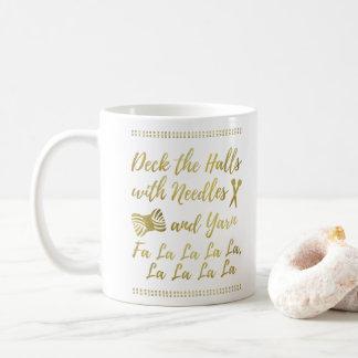 Sticka •, Pryda korridorgarnet & tillverkar Kaffemugg