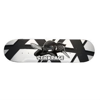 StickPage - Skateboard