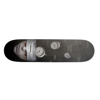 Stiger ombord den blinda skridskon för Time flugor Old School Skateboard Bräda 18 Cm