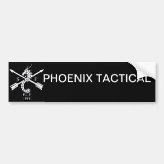 stiker para TAKTISKA auto Phoenix Bildekal
