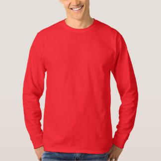Stil: Bekväm manar grundläggande långärmadT-tröja Tee
