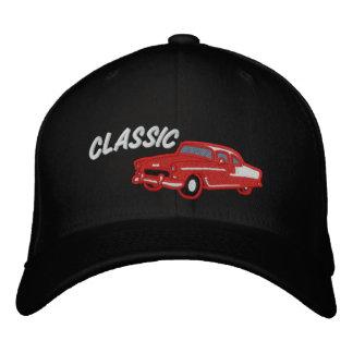 Stil för 50-tal för klassikerbilvintage hatt
