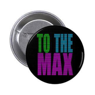 Stil för Corey tiger80-tal TILL maxet Pins