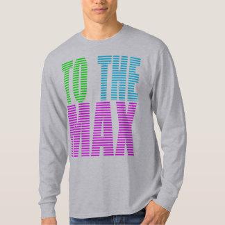 Stil för Corey tiger80-tal TILL maxet T Shirt