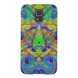 Stil för fodral för Samsung galax S5 etnisk Galaxy S5 Fodral