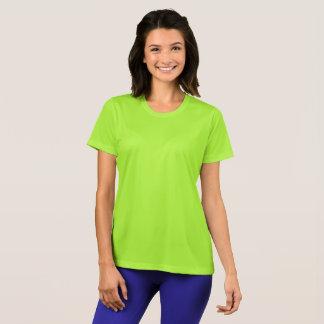 Stil: Kvinna T-tröja för Sport-Tekkonkurrent vara T-shirt