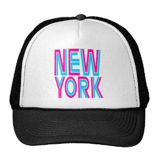 Stil New York för Corey tiger80-tal Keps