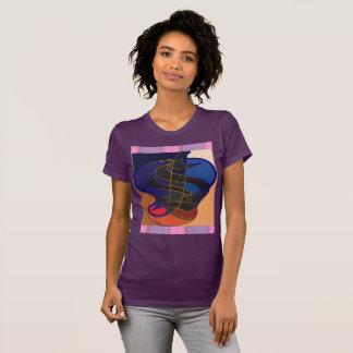 Stil- och passionutslagsplats t shirts