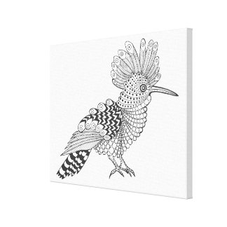 Stilfågel 6 canvastryck