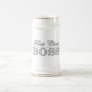 Stilfulla eleganta gåvor för chefer klassificerar ölkrus
