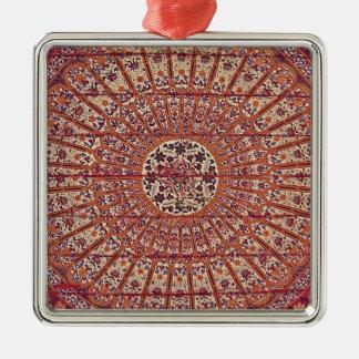 Stilfulla och chic Marocko Patern Julgransprydnad Metall