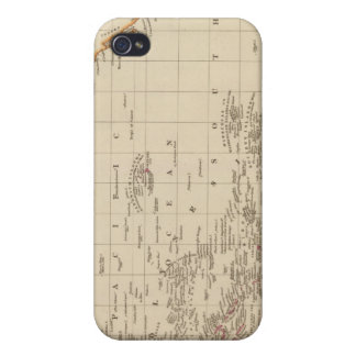 Stilla hav 2 iPhone 4 cases