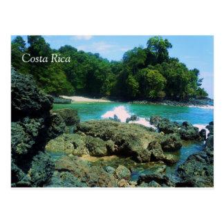 Stilla hav - Costa Rica vykort