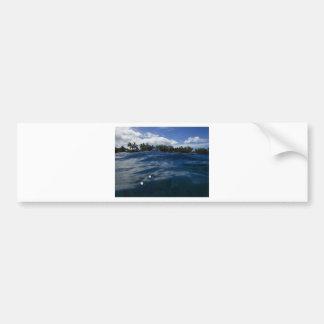 Stilla hav Maui Bildekal