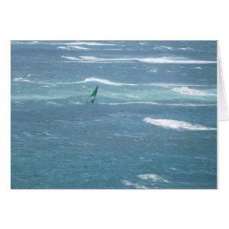 Stilla hav Maui Hälsningskort