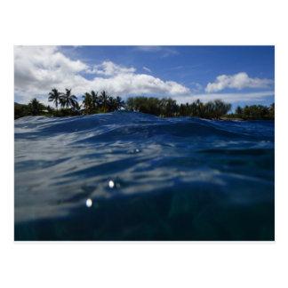 Stilla hav Maui Vykort