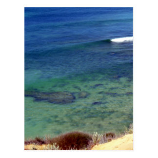 Stilla hav vinkar vykort