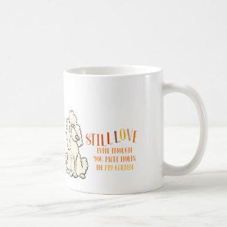 STILLA KÄRLEK min pudel v4 Kaffemugg