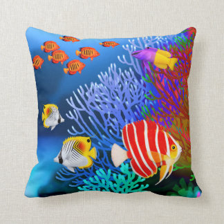 Stillahavs- amerikan MoJ för akvarium för Prydnadskudde
