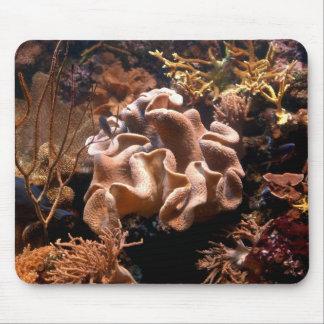 Stillahavs- korallrev Mousepad Musmatta