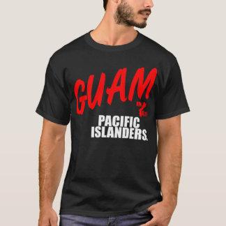 Stillahavs- öbo för GUAM SPRINGA 671 Tee Shirt