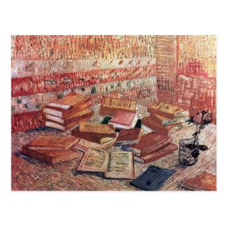 Stilleben av Vincent Van Gogh 1887 Vykort