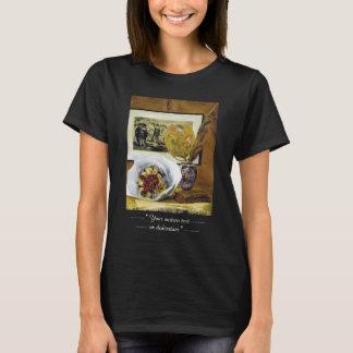 Stilleben med buketten Pierre Auguste Renoir Tee Shirts