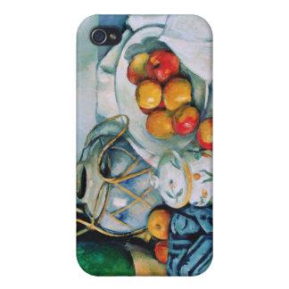 Stilleben med s, Paul Cézanne iPhone 4 Hud