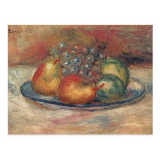 Stilleben - Pierre-Auguste Renoir Vykort