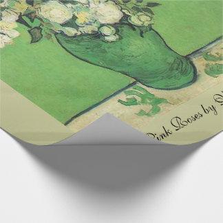 Stilleben - rosa ros i en vas, Van Gogh Presentpapper