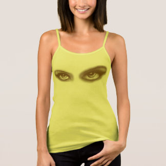 Stirra tanken för babyrib för ögakvinnaspagetti tröjor