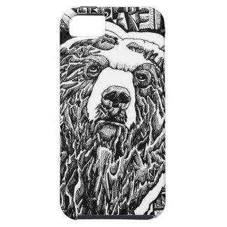 Stirrandebjörn iPhone 5 Skal