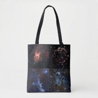 Stjärn- Artistry i djupt utrymme Tygkasse