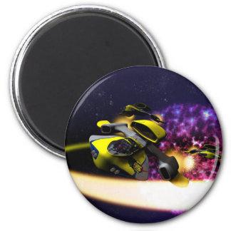 Stjärn- drivamagnet magnet rund 5.7 cm