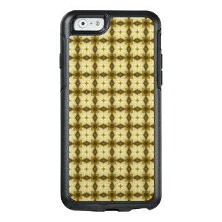 Stjärna av den rosa östliga senapsgultt holländare OtterBox iPhone 6/6s fodral