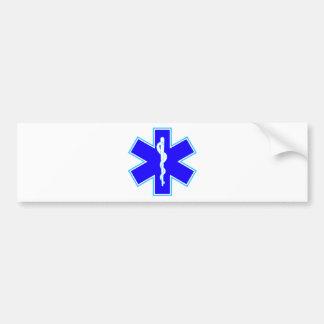 Stjärna av liv (ambulansen) bildekal