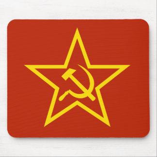 STJÄRNA CCCP USSR MOUSEPAD MUS MATTA