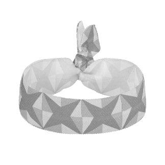Stjärna- & diamantgrå färg hårband