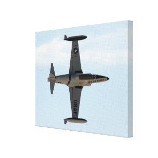 Stjärna för skytte P-80 Canvastryck